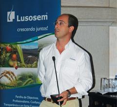 Lusosem na Conferência +Lupinus